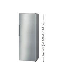 Zamrażarki średnie (od 100 do 170 cm)